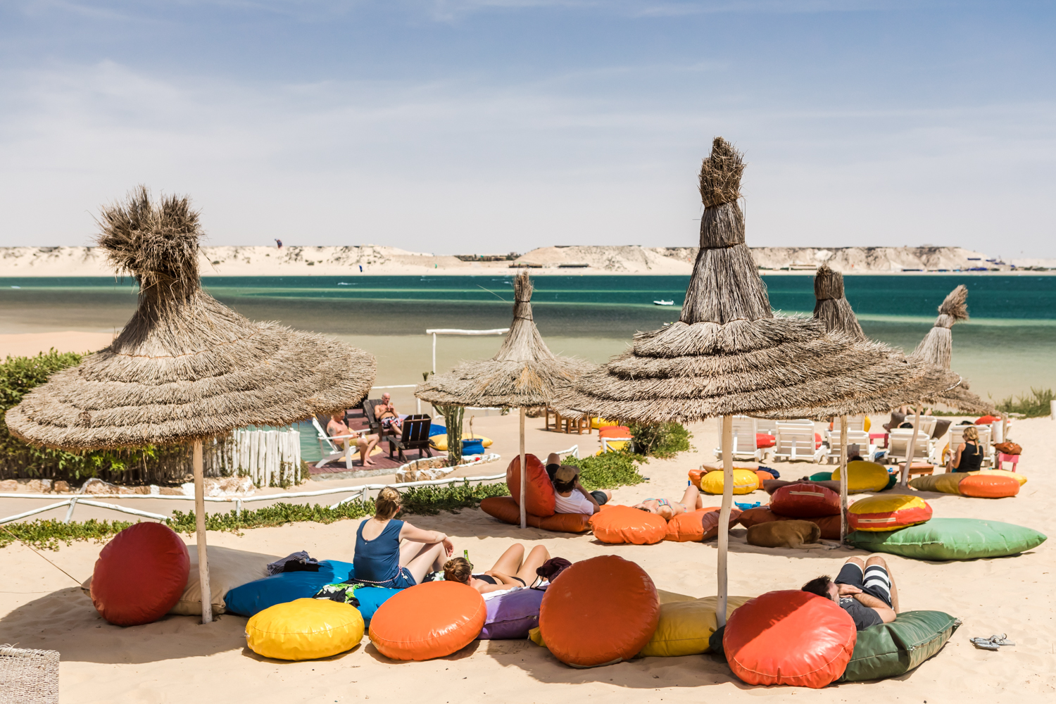 Dakhla Spirit Lagoon Hotel and Camp